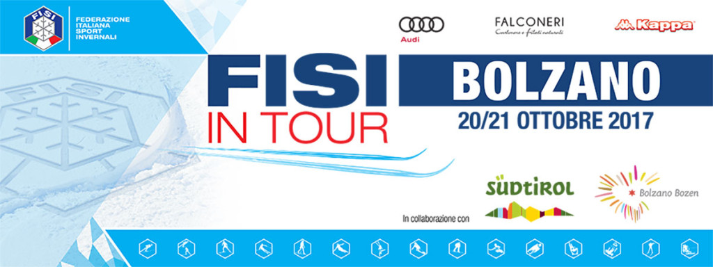 FISI in tour 2017
