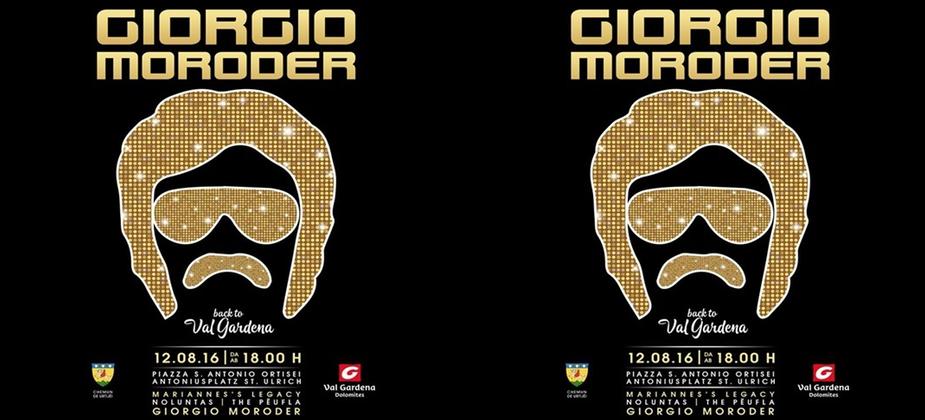 Giorgio Morder Back to Val Gardena - 12.08.16 - St. Ulrich/Gröden